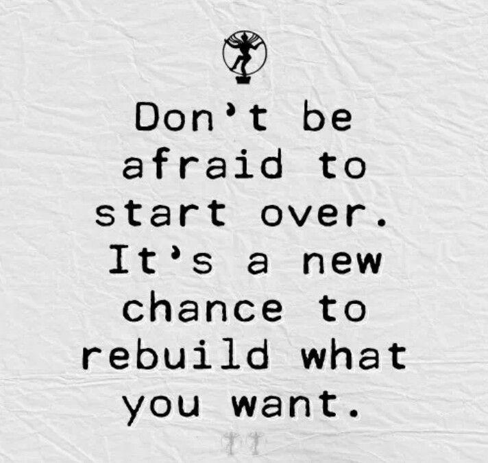 Een Nieuwe Start Kan Deugd Doen